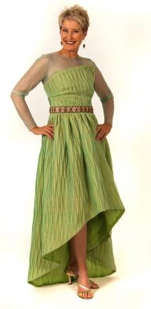 Fern gown