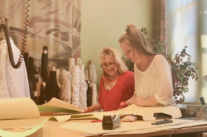 fashion internship with brooks ltd denver designer
