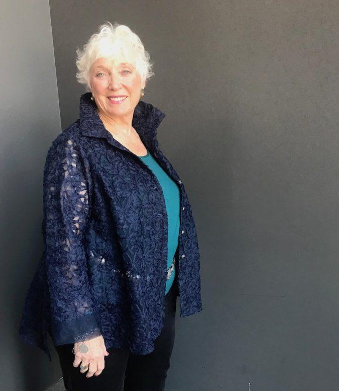 lace blouse designer denver