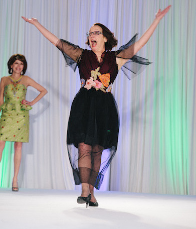 black tulle dress designer denver