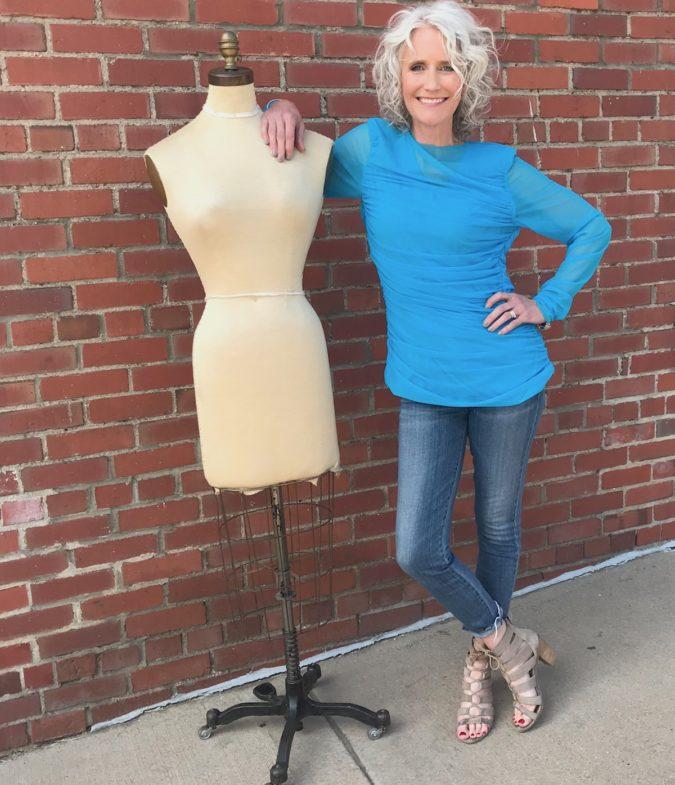 turquoise shirt custom clothing design denver