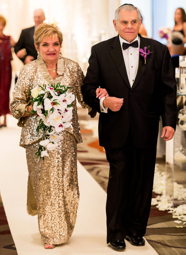 sequins mother of the bride gold dress