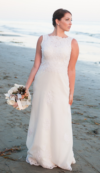 custom wedding dress designer in denver co