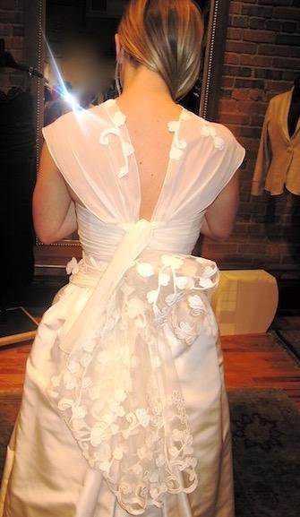 custom wedding dress designer in denver co
