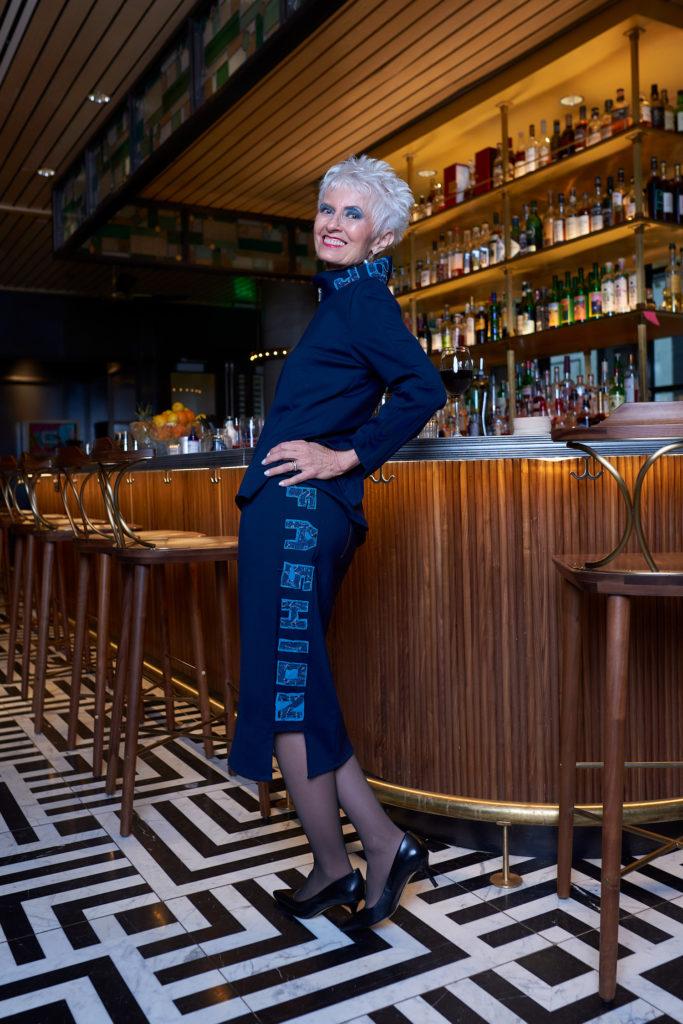navy fashion suit denver clothing designer