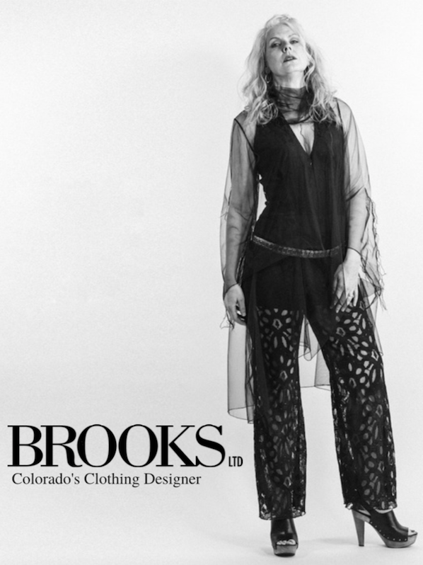 brooks ltd fashion designer in denver