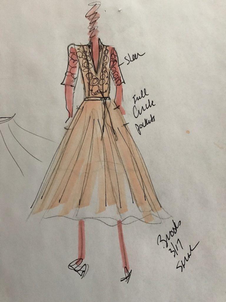 custom wedding dress design in denver colorado