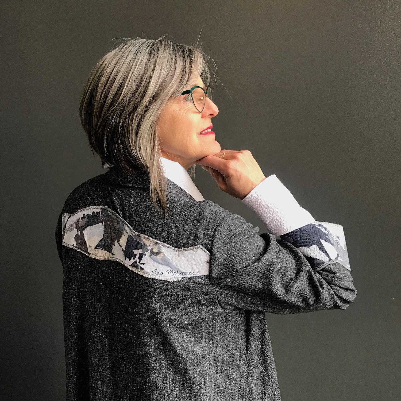 Meet Lea McComas, a Fiber Artist in Colorado