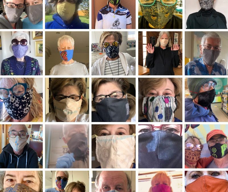 Masks as Fashion?