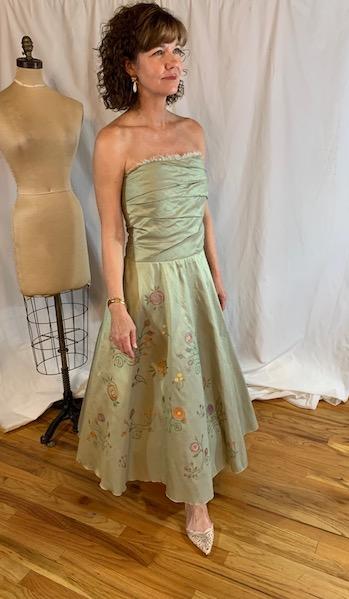 MOB dress designer in denver colorado